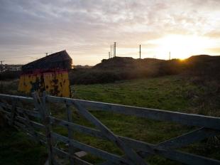 Lonesome boiler